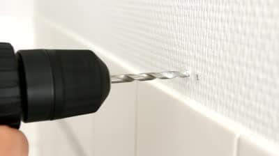 drilling into wall handyman nottingham