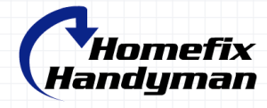 logo for homefix handyman nottingham