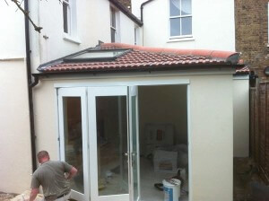 exterior painting image for homefix handyman nottingham