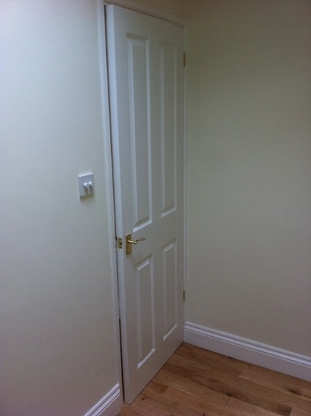 door painting and decoration