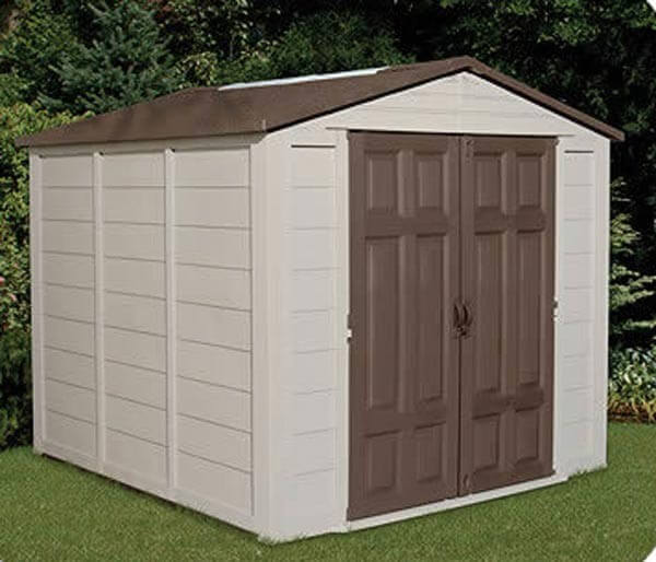 Plastic-Storage-Shed