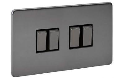 Screwless-Black-Nickel-Light-Switch