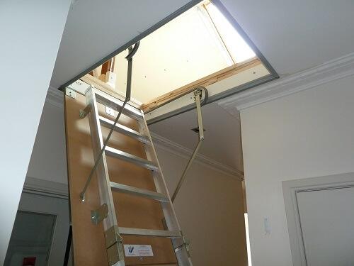 Loft-Access-ladder
