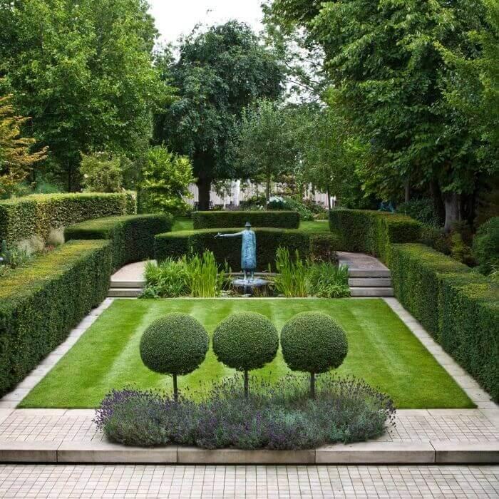 Amazing Of Beautiful Garden Landscape