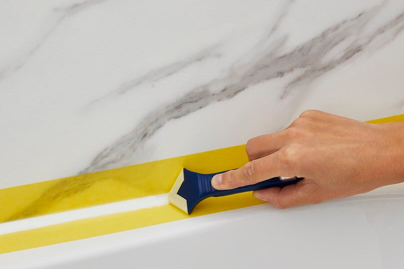 seal a shower with silicone Nottingham