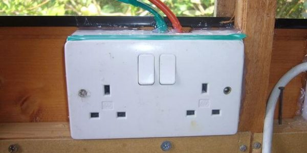 Socket and Lights