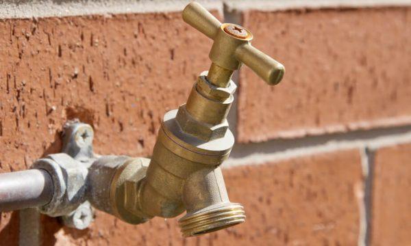 outside tap