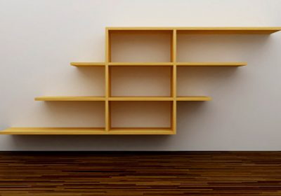 wooden-home-shelving